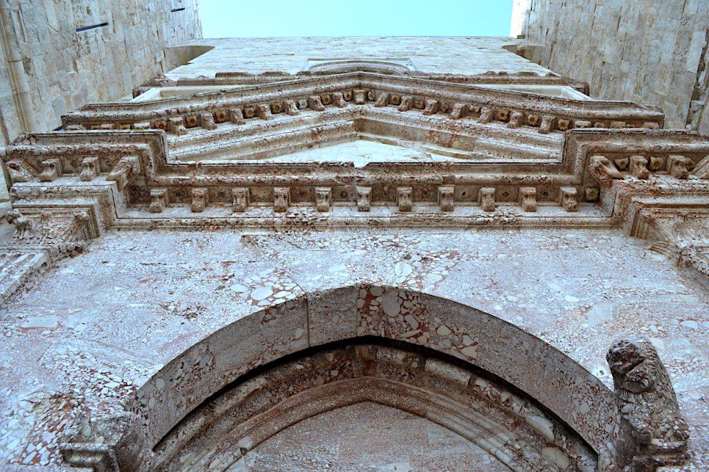 Het Castel del Monte in Andria, Puglia