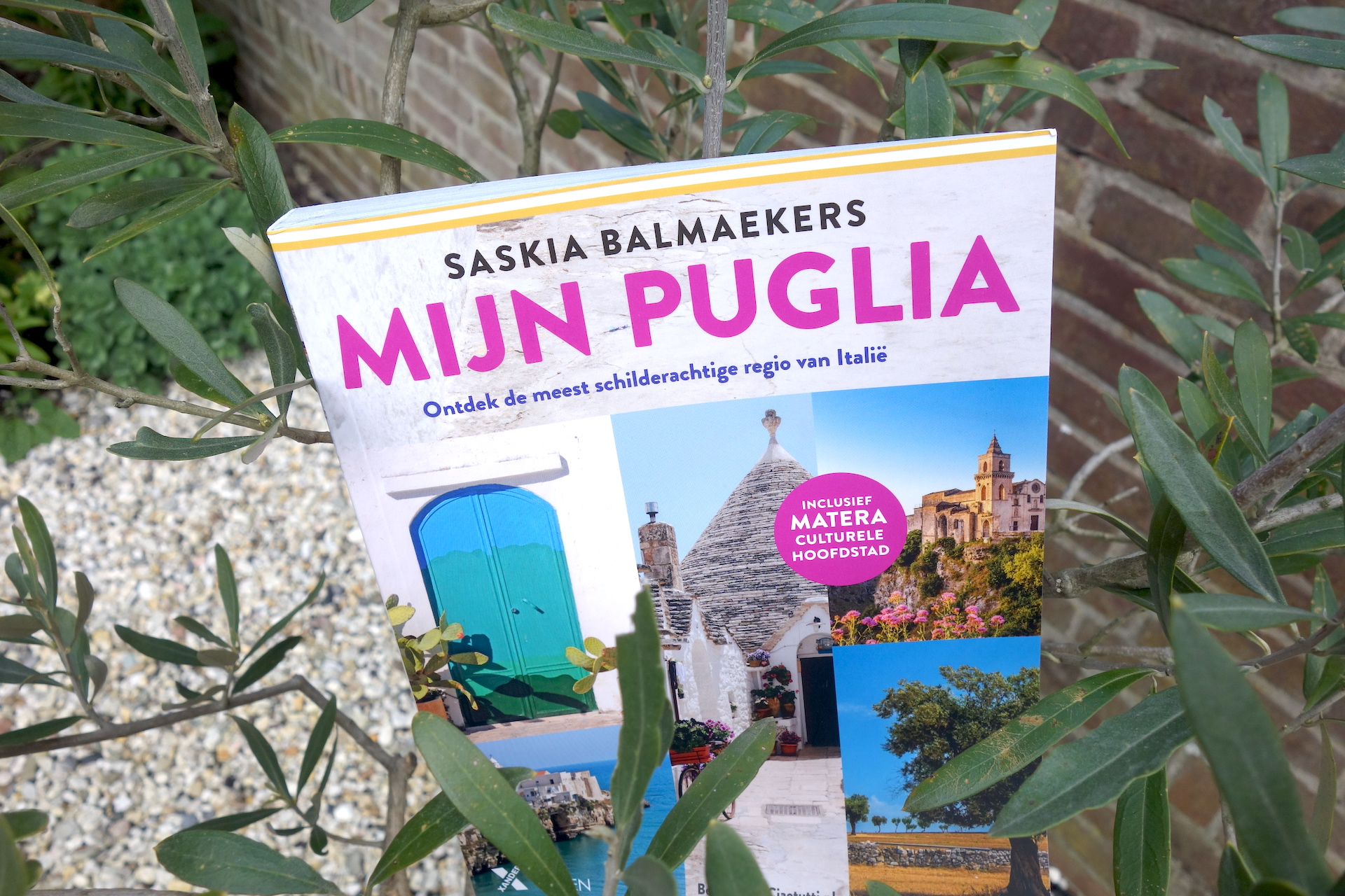 Mijn Puglia, Saskia Balmaekers van Ciao Tutti